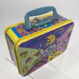 Collectible Willy Wonka Tin Lunchbox